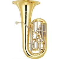 Yamaha YFB822 5 Valve F Tuba With Case & Mouthpiece